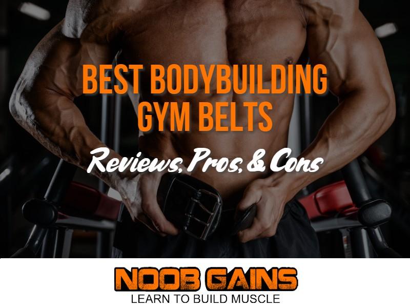 Bodybuilding belt image