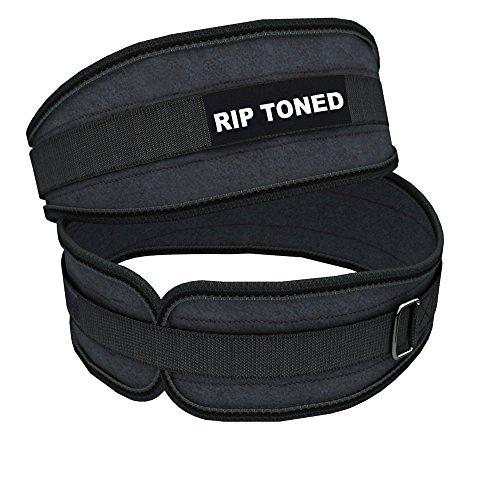 Rip toned lifting belt image