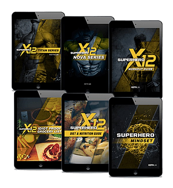 Superhero x12 mobile product image